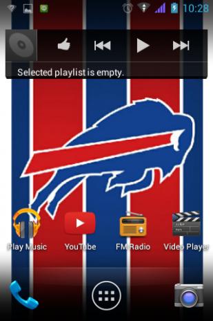Buffalo Bills Wallpaper Screenshot 4