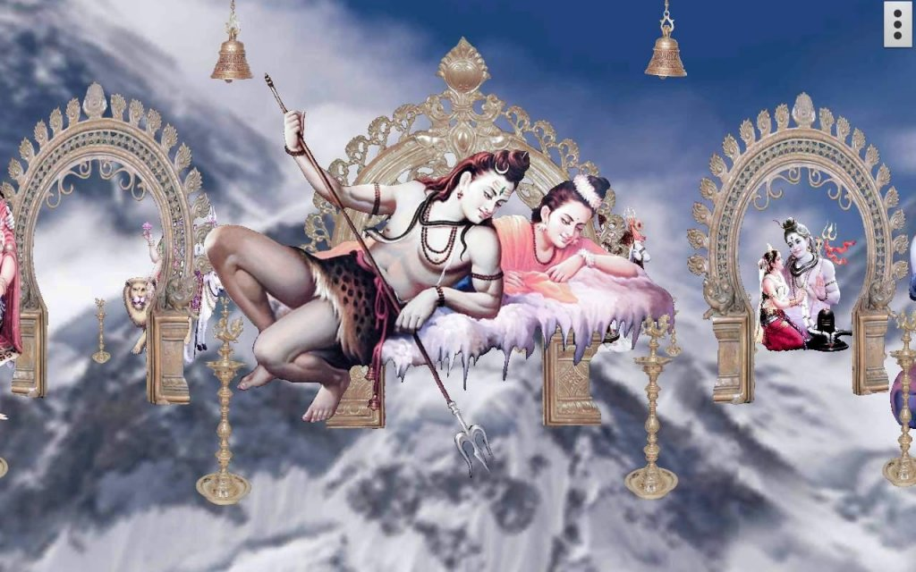 shiv parvati 4d live wallpaper download apk for android