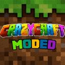 Crazy craft Mod for MCPE