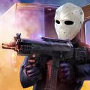 Armed Heist shooting games: TPS 3D Sniper gun game