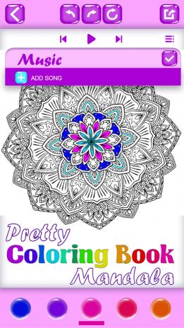 Güzel Mandala Boyama Kitabı 10 Android Aptoide Için Apk Indir