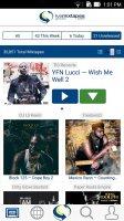 LiveMixtapes - Free Mixtapes Screen