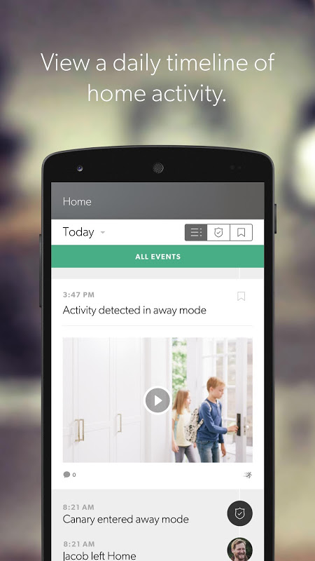 Canary – Smart Home Security screenshot 2