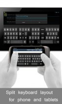 Jelly Bean Keyboard PRO Screenshot