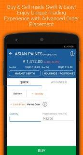 IIFL Markets - NSE BSE Mobile Stock Trading screenshot 2