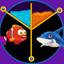 Save the fish  - Pull The Pin & Water Puzzle