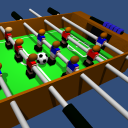 Table Football, Soccer 3D