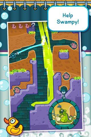Swampy screenshot 1