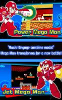 MEGA MAN 6 MOBILE Screen