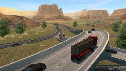 truck simulator pro 2 screenshot 4
