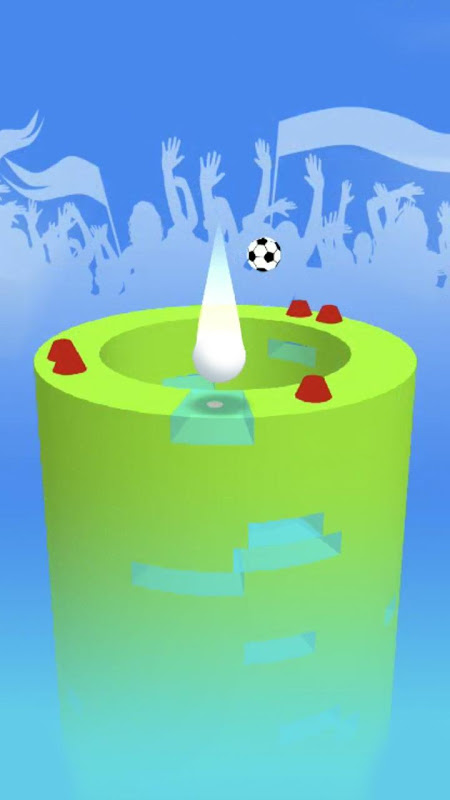 Hopping Ball screenshot 1