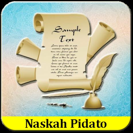 Contoh Naskah Pidato Lengkap 2 0 Telecharger L Apk Pour Android