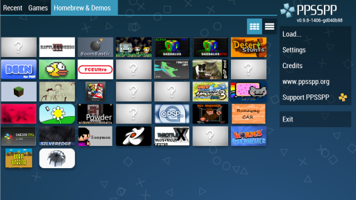 PPSSPP - PSP emulator screenshot 4