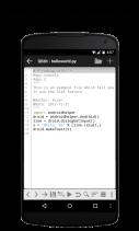 QPython - Python for Android Screenshot