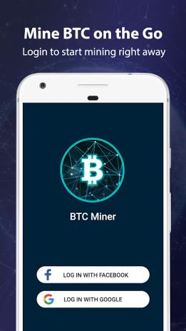 تحميل APK لأندرويد - آبتويد Bitcoin Miner - Free BTC2 0 1