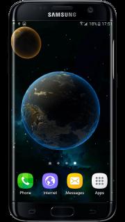 3D Solar System LWP screenshot 15