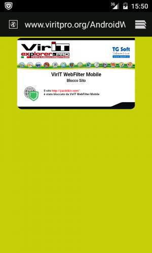 VirIT Mobile Security screenshot 6