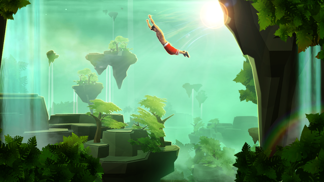 Sky Dancer : Free Runner screenshot 2