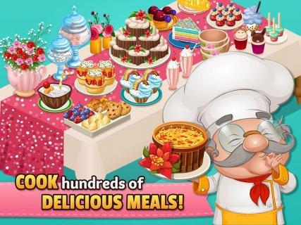 Cafeland - World Kitchen screenshot 12