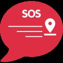 Emergency SOS  Safety Alert Message