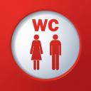 Toilet Finder   No. 1 Public Restroom Locator