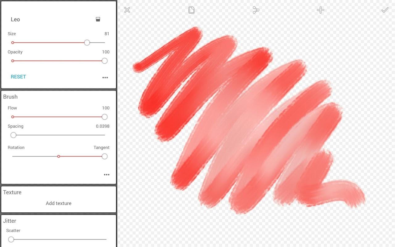 Infinite Painter screenshot 2