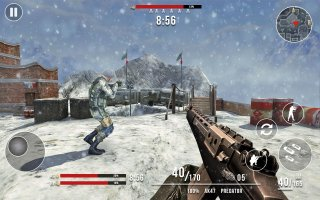 World War Army - New Free FPS Shooting Games Screen