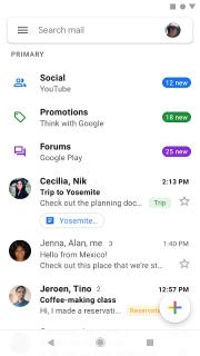 Gmail screenshot 2