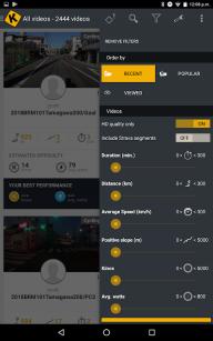 Kinomap - Video indoor training screenshot 12