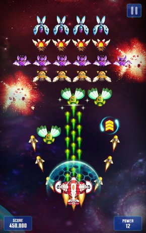 Space Shooter: Galaxy Attack 1 339 Download APK for Android - Aptoide