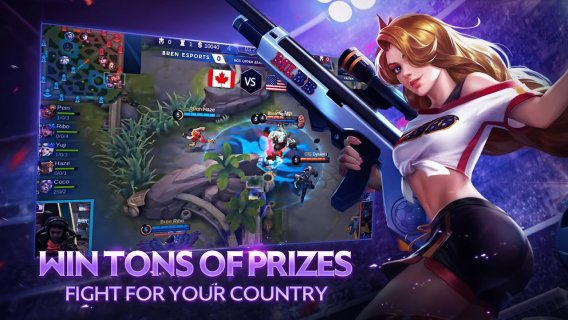 Mobile Legends: Bang bang 1 3 97 Download APK for Android - Aptoide