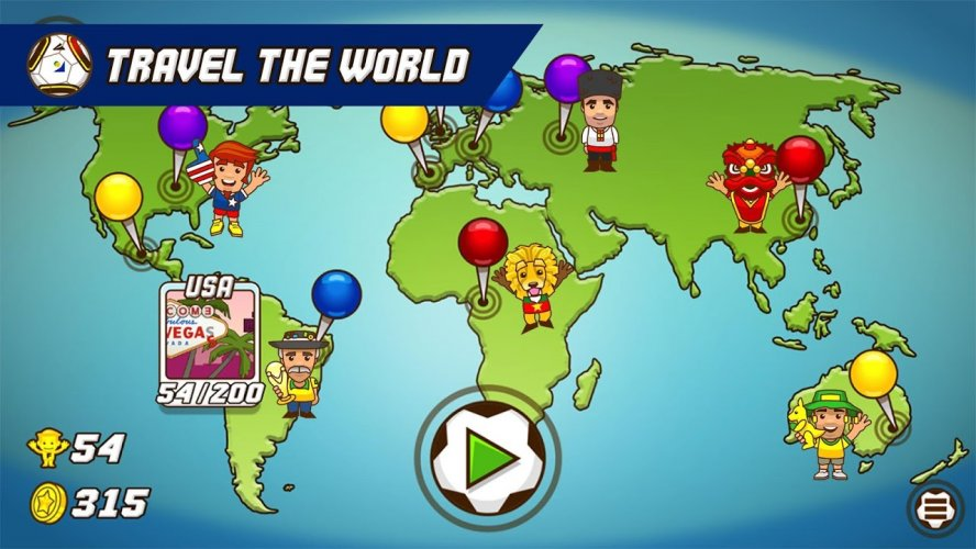 Super Crossbar Challenge screenshot 3