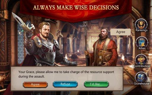 War and Magic screenshot 1