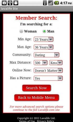 Lavalife Dating-App