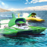 Boat Racing 3D Icon