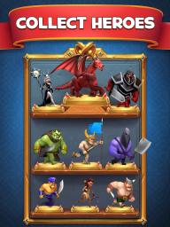 Castle Crush: Free Strategy Card Games screenshot 8