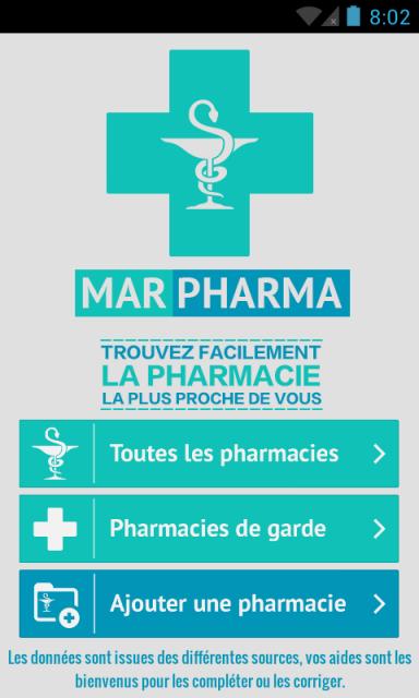 Pharmacies de garde maroc download apk for android aptoide - Pharmacie de garde valenciennes ...