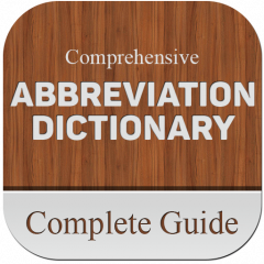 Abbreviation Dictionary 10 Download APK For Android