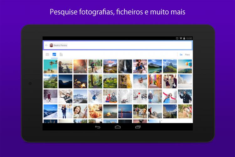 Yahoo Mail - Organize-se screenshot 8