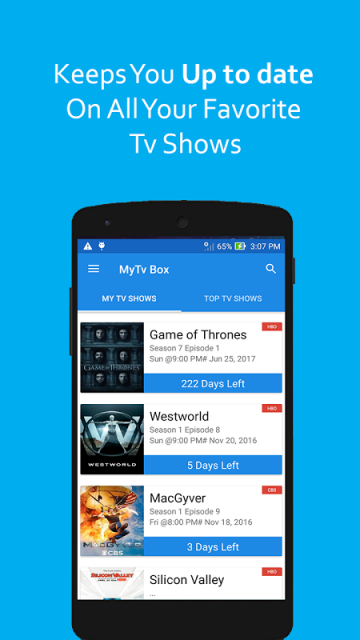 how to stream show box from my android