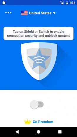 تحميل APK لأندرويد - آبتويد Star VPN - Free VPN Proxy App1 4
