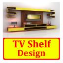 Modern TV Shelves Design