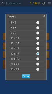 Crosswords - Spanish version (Crucigramas) screenshot 13