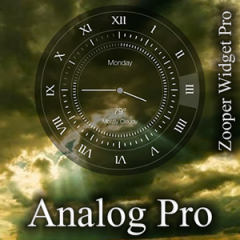 Analog Pro - Zooper Widget Pro 2 00 Download APK for Android
