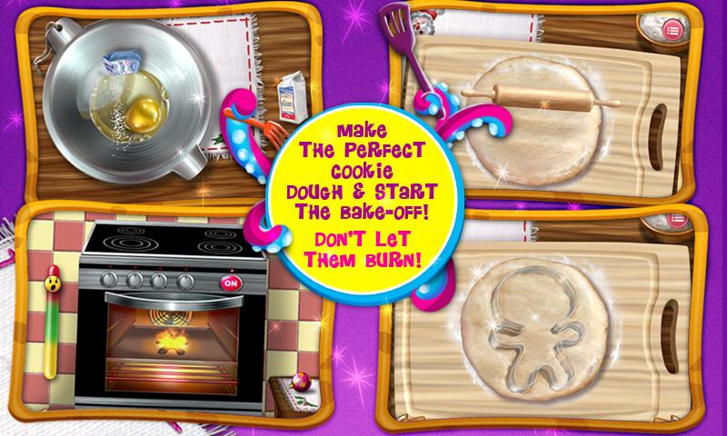 Gingerbread Crazy Chef screenshot 2