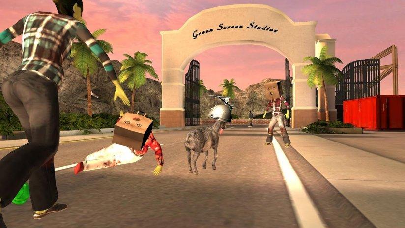goat simulator full version apk download