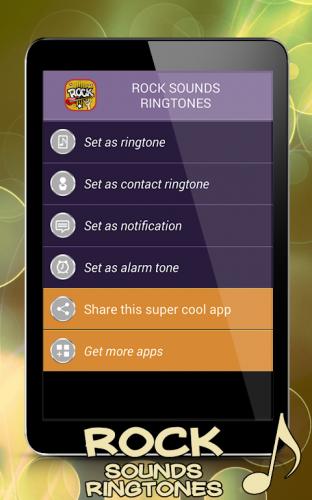 Rock Ringtones 1 2 1 Download Android Apk Aptoide