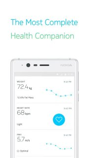 Health Mate - Total Health Tracking screenshot 1