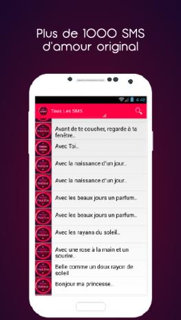 Sms Amour 201 Descargar Apk Para Android Aptoide