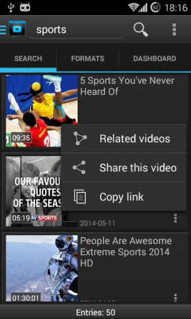 YouTube Downloader for Android 6 7 1 Download APK for